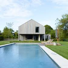 architecture house. House In Amagansett Is A Two-storey Residence Surrounded By Grassy Areas And Trees, The Hamlet Of Same Name On Long Island\u0027s South Shore. Architecture R