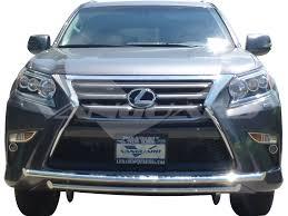 Front Bumper Guard Double Layer S/S | Auto-Beauty Vanguard