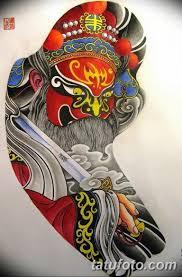 японские тату эскизы на руку 08032019 011 Tattoo On Hand