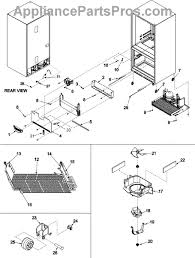 whirlpool wp67003426 defrost thermostat appliancepartspros com part diagram