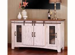 white rustic tv stand. puebla white wash 60\ rustic tv stand c