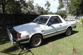 Brumby UTE 4x4 5 Speed Manual 1 8L Carb 1985 in QLD