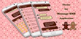 SMS Messages Love <b>Chocolate Theme</b> - Apps on Google Play