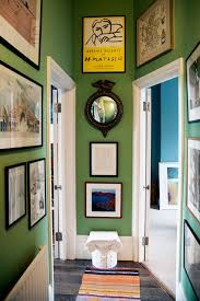 paint colors for hallwaysSmall Green Hallway  Folly Green  Green Paint houseandgardencouk