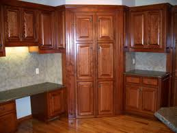 ... Tall Kitchen Pantry Cabinet Intended For Beautiful Tall Kitchen Cabinet  With Doors ...