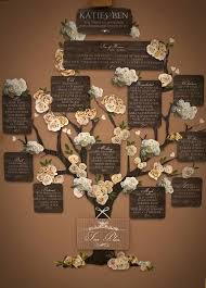 Winter Wedding Seating Chart Ideas 44 Unique Wedding Seating Chart Ideas Weddingomania