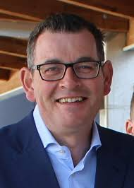 Daniel andrews announced on thursday there were 165 new coronavirus cases in the state as five million people in greater melbourne and the mitchell shire were sent back into lockdown for six weeks. Daniel Andrews Wikipedia