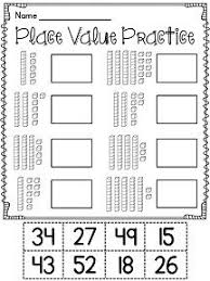 Place values, Place value worksheets and Places on Pinterest