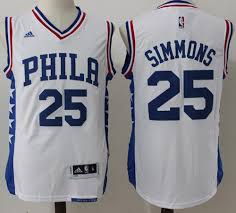 simmons 76ers jersey. 76ers #25 ben simmons white stitched nba jersey p