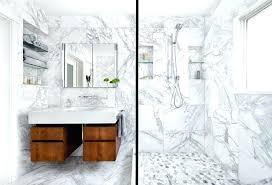 carrara marble bathroom designs. Carrara Marble Bathroom Contemporary By Design Build Ideas Designs