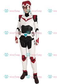 Voltron Legendary Defender Height Chart Paladin Team V Shiro Lance Pidge Hunk Cosplay Costume Uniform Bodysuit With Helmet