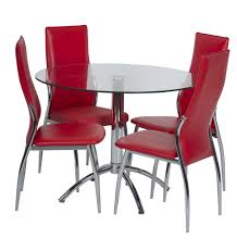 Red Dining Room Chairs Camino Red Dining Chair The Camino