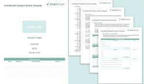 Download By Simple Cost Benefit Analysis Template Free Project ...