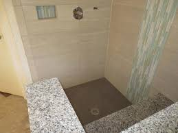 large format tile bathroom time lapse installed with progress profiles proleveling system you