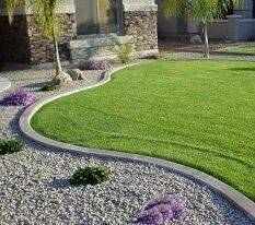 How to Make Decorative Concrete Curbing | Decorative concrete, Concrete and Concrete  curbing