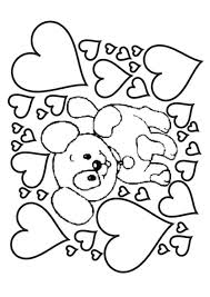 Kleurplaat Hond 4281 Kleurplaten
