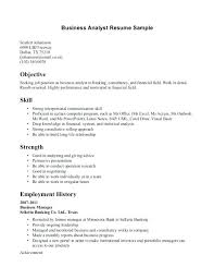 Strength In Resume Foodcity Me