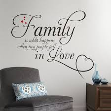 Love Wall Decor Bedroom Wall Decals Decorative Removable Heart Vinyl Wall Stickers Home
