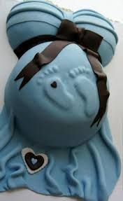 Best 25 Baby bump cakes ideas on Pinterest