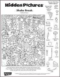 Our huge collection of online games will keep you entertained for hours. Shake Break Hidden Pictures Puzzle Worksheets For Primary Pinterest Hidden Pictures Hidden Pictures Printables Hidden Pictures Hidden Picture Puzzles