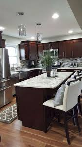 40 Great Kitchen Backsplash for Dark Cabinets Pic
