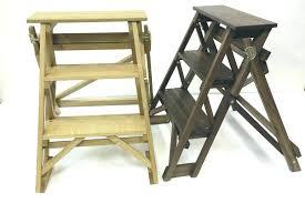 small step ladder decorative step ladder small stepladder 3 step woodcraft recycle wood ladders decorative decorative small step ladder