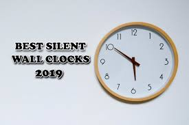 10 best silent wall clocks 2019 er s guide sarah alexandra medium