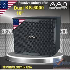 Loa Sub Karaoke AAD KS-6000 - Vidia Shop