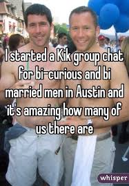 Married curious bisexual male