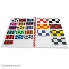 Oracover Colour Chart