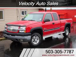 Silverado 2003 chevrolet silverado : 2003 Chevrolet Silverado 2500 LS DURAMAX DSL 4dr Extended Cab 4WD ...