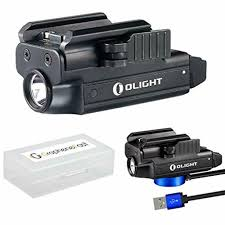 Rechargeable Pistol Light Pl Mini Lantern Flashlights Valkyrie 400 Lumens Rechargeable