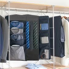 harra premium hanging clothes portable closet organizers fold dress throughout clothes closet organizer