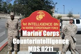 Marine Corps Officer Mos Chart Marine Counterintelligence Mos 0211 2019 Career Details