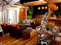 creative decoration orange and brown living room ideas this look