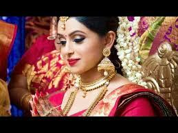southindian bridal makeup