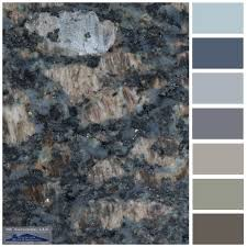 blue pearl granite paint colors granite counter tops of 2 diffe color granite countertops