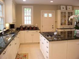 cream kitchen cabinets with black countertops. Full Size Of Kitchen:amazing Cream Kitchen Cabinets With Granite Countertops Dark Brown Large Black N