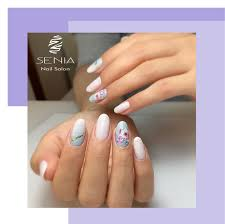 𝐒𝐄𝐍𝐈𝐀 Nail Salon At Senianail Instagram Profile Picdeer