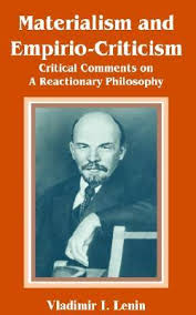 materialism and empirio criticism critical comments on a  246639