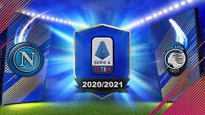 PES 2021 - SSC Napoli vs Atalanta - PS4 GAMEPLAY - YouTube