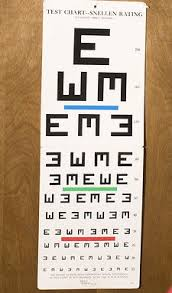 Pax Vision Chart What Is Visual Acuity Definition Scale Tests Study Com