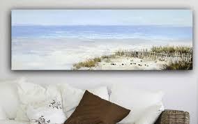 wall art beach framed art beach wall decor long rectangular beach posters hanging on the