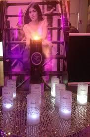 creative bat mitzvah candle lighting ideas candles used as seating chart candle lighting ideas