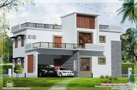 Small Picture 1278 Sqfeet Kerala Flat Roof Home Design Cool Design Home Escala