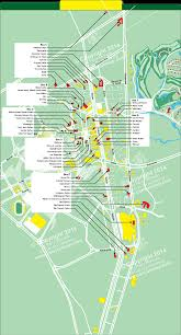 cancun map with hotel locations
