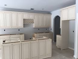 New Construction Kitchen Lafata Cabinets In Michigan