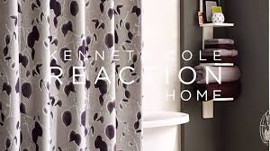 Kenneth Cole Reaction Home Shade Shower Curtain at Bed Bath