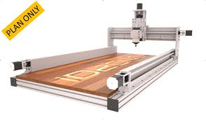 cnc router plans incude 2x4ft 4x2ft 4x4ft information id2cnc v 2 1