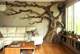 24 modern interior decorating ideas incorporating tree wall art wooden tree wall decor ideas wall decoration
